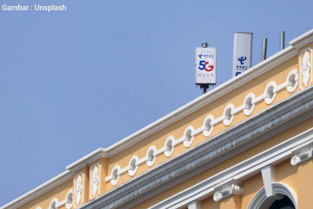 Jaringan 5G Dipegang Oleh Telkomsel,Smartfren dan Tri