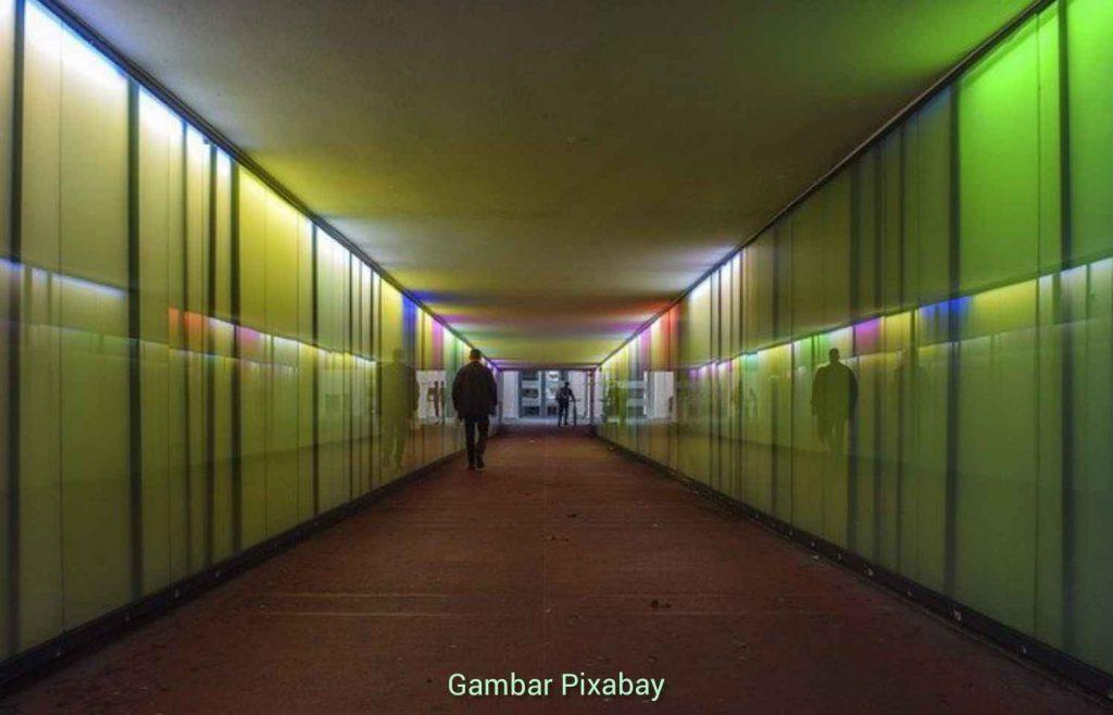 Koridor Jalan Tertata Maka Hidup Akan Sehat Dan Ramah Lingkungan