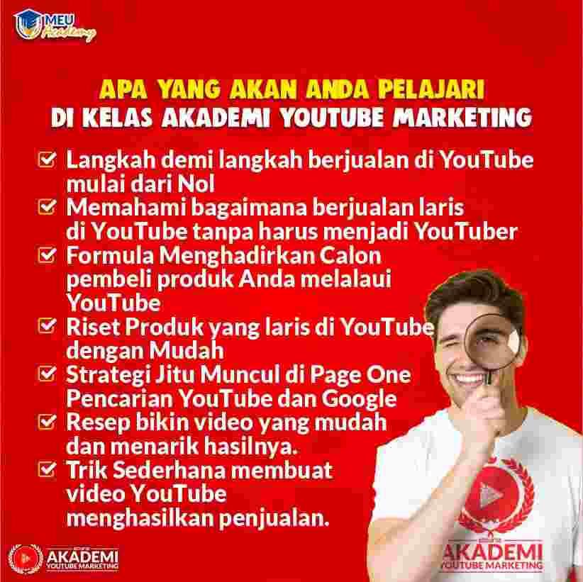 Kenapa YouTube Marketing?