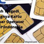 Hilangnya Legenda Kartu Prabayar Indonesia Yang Melegenda